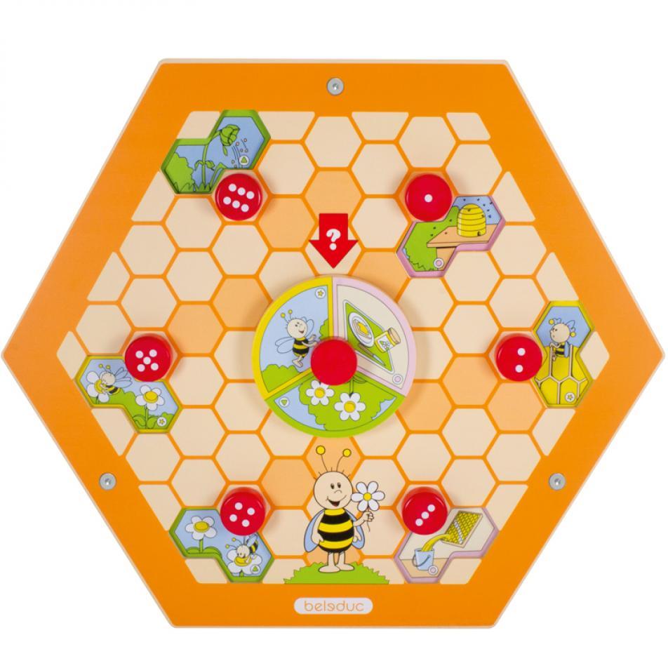 """Настенный игровой элемент """"Пчелы. Природа"""""""