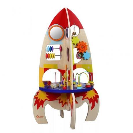 Развивающий центр Classic World Ракета