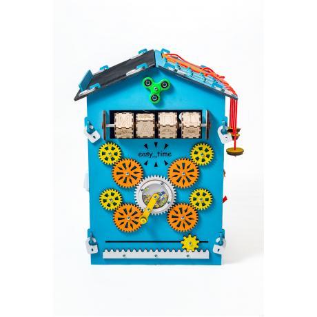 БизиДом синий 60х40х40