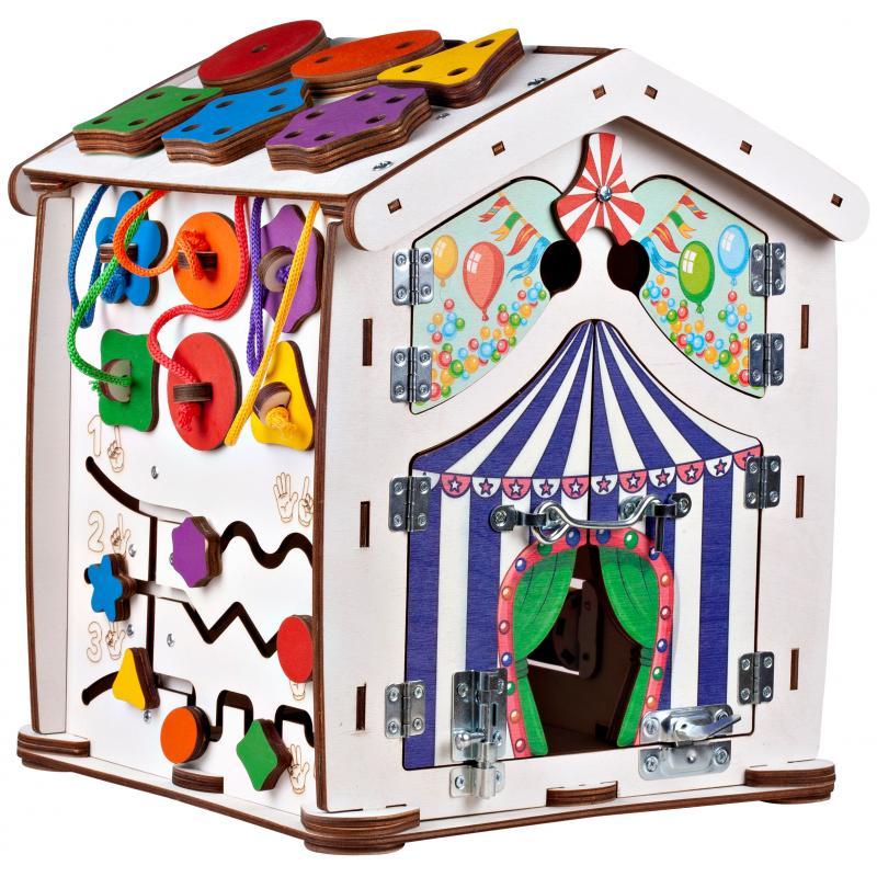 Бизидом Знайка цирк Мини 30X35 со светом фото