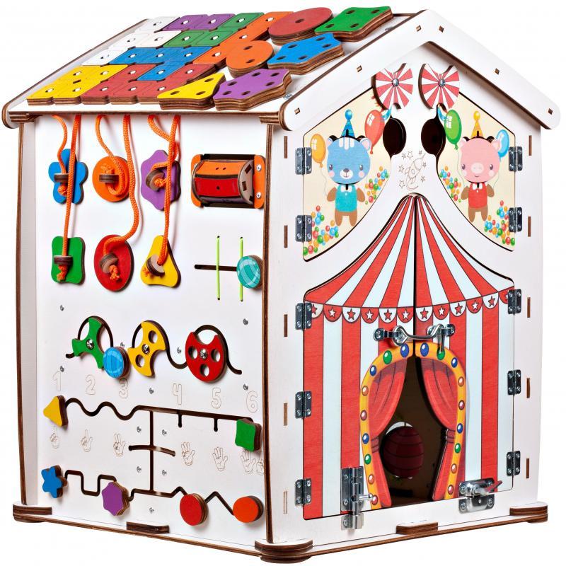 Большой бизидом Знайка цирк Макси 40X50 со светом фото