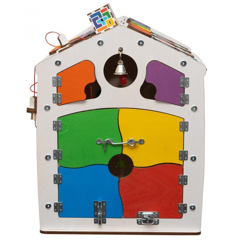 Бизидом Знайка Космос 55X50X40 см макси со светом фото