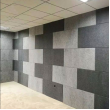Мягкие Шумопоглащающие панели для стен MyMatto - Квадрат серый