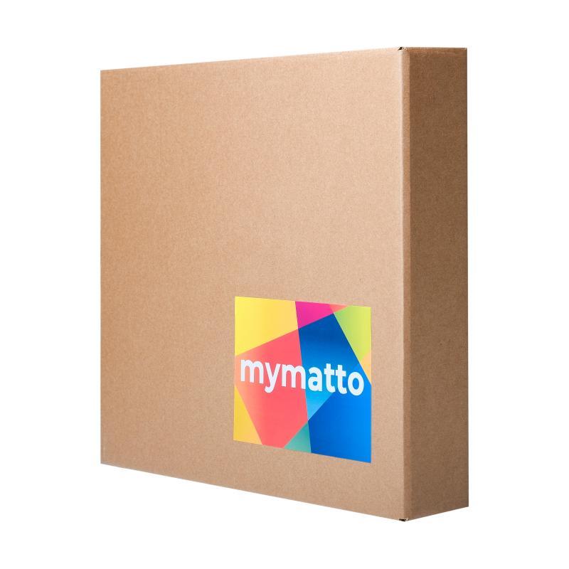 Утепляющие мягкие панели для детской комнаты MyMatto - Ромб розовый фото