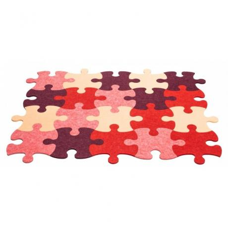Смарт-коврик Mymatto №1П Алая роза