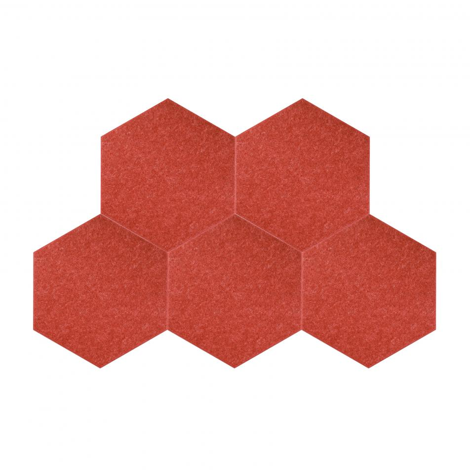 Мягкие панели для стен MyMatto - Сота кирпич