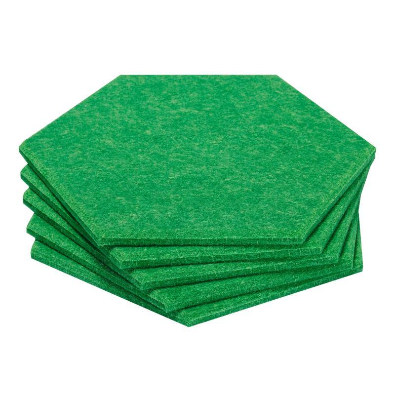 Мягкие, Гипоаллергенные панели на стену MyMatto - Сота лесной зеленый фото