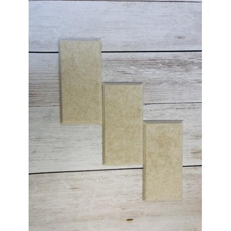 Настенные панели из ЭКО-войлока MyMatto - Кирпич кремовый