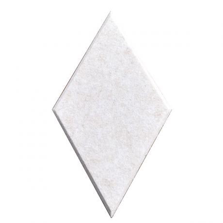 Настенные панели из ЭКО-войлока MyMatto - Ромб кремовый