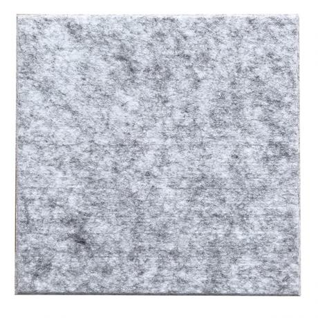 Шумопоглащающие панели для стен MyMatto - Квадрат серый мраморный