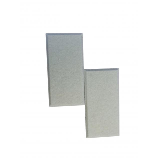 Шумопоглащающие панели для стен MyMatto - Кирпич белый