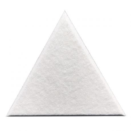 Шумопоглащающие панели для стен MyMatto - Треугольник белый