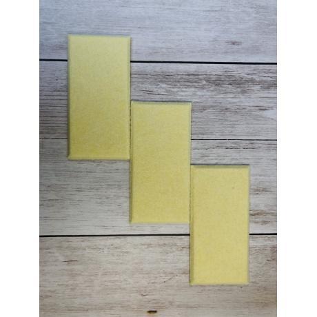 Декоративные настенные панели из ЭКО-войлока MyMatto - Кирпич желтый