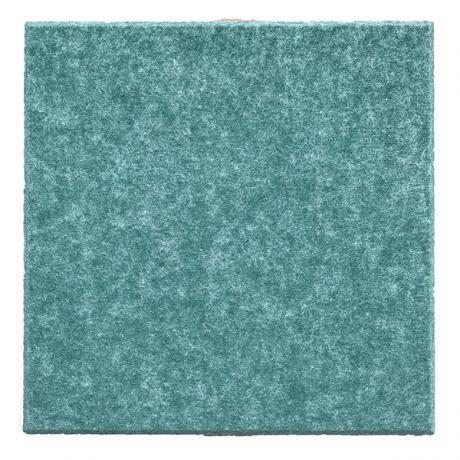 Мягкие настенные панели для детской комнаты MyMatto - Квадрат зеленый мраморный