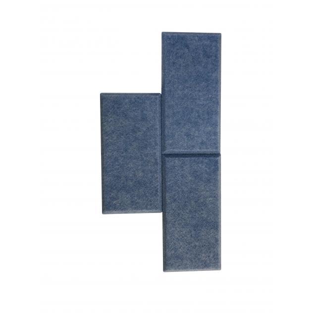 Шумопоглащающие панели для детской комнаты MyMatto - Кирпич голубой