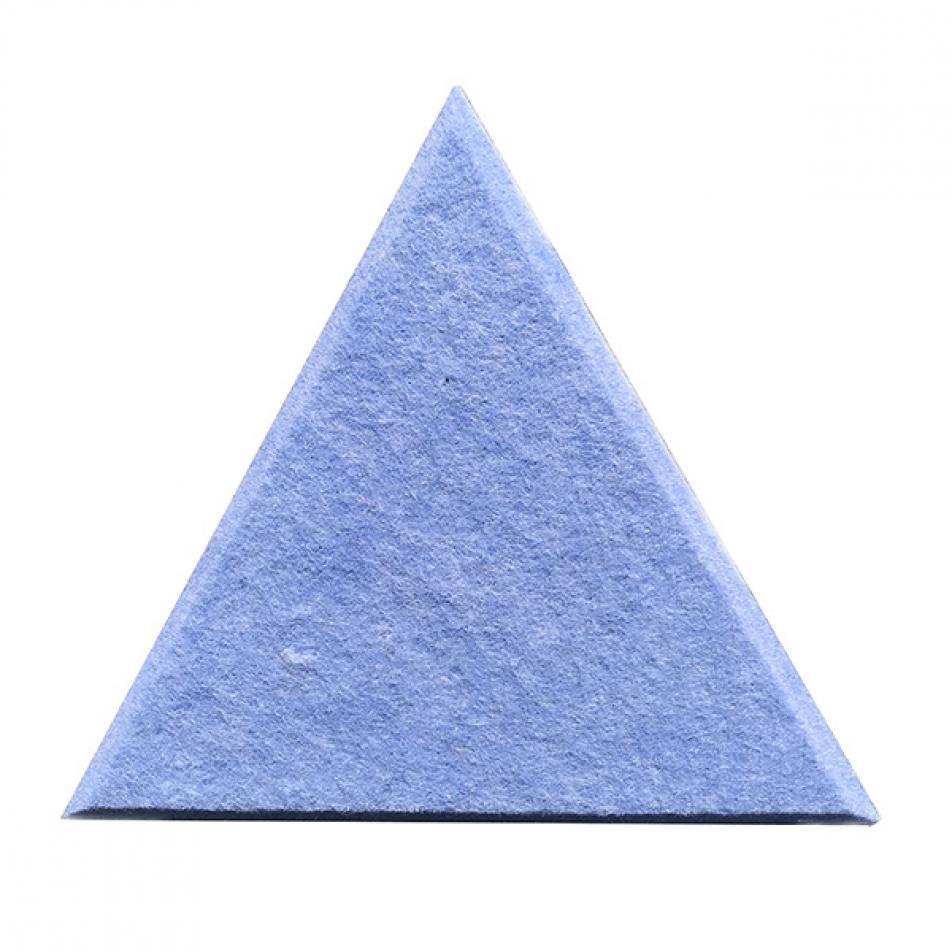 Шумопоглащающие панели для детской комнаты MyMatto - Треугольник голубой