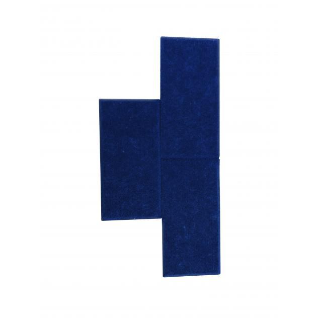 Шумопоглащающие панели для детской комнаты MyMatto - Кирпич синий