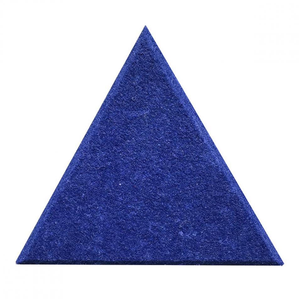 Шумопоглащающие панели для детской комнаты MyMatto - Треугольник синий