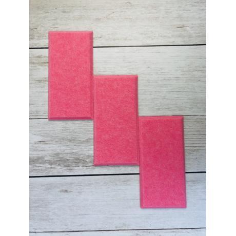 Утепляющие мягкие панели для детской комнаты MyMatto  - Кирпич розовый