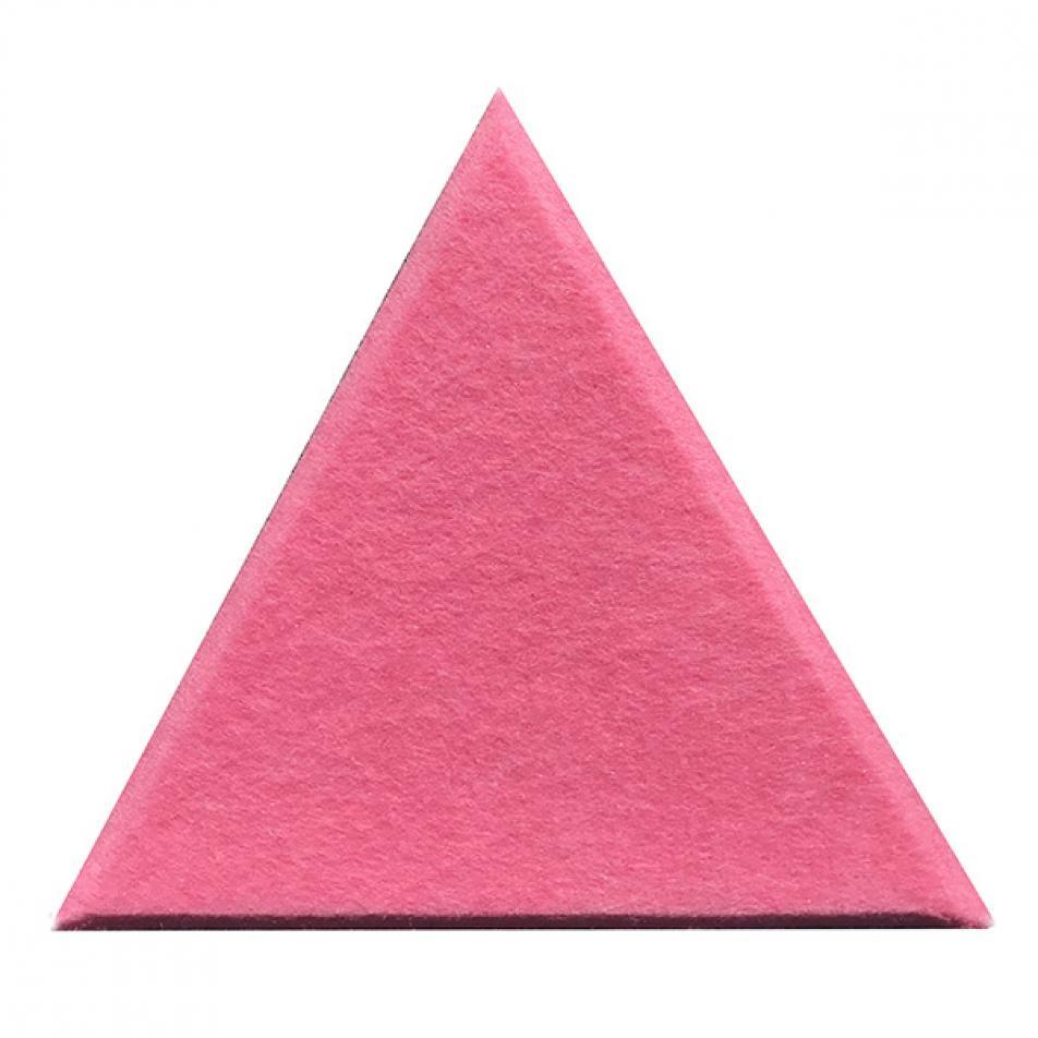Утепляющие мягкие панели для детской комнаты MyMatto - Треугольник розовый