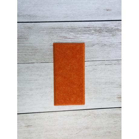 Гипоаллергенные панели из ЭКО-войлока на стену MyMatto - Кирпич оранжевый