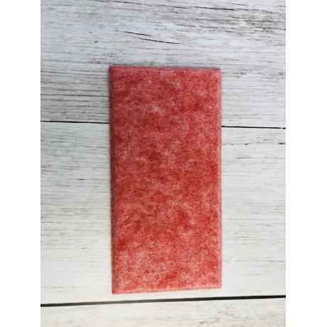 Гипоаллергенные панели из ЭКО-войлока на стену MyMatto - Кирпич красный мраморный
