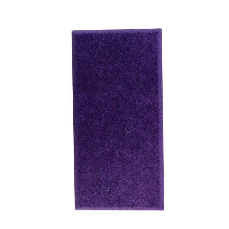 Мягкие панели для стен MyMatto - Кирпич фиолетовый фото