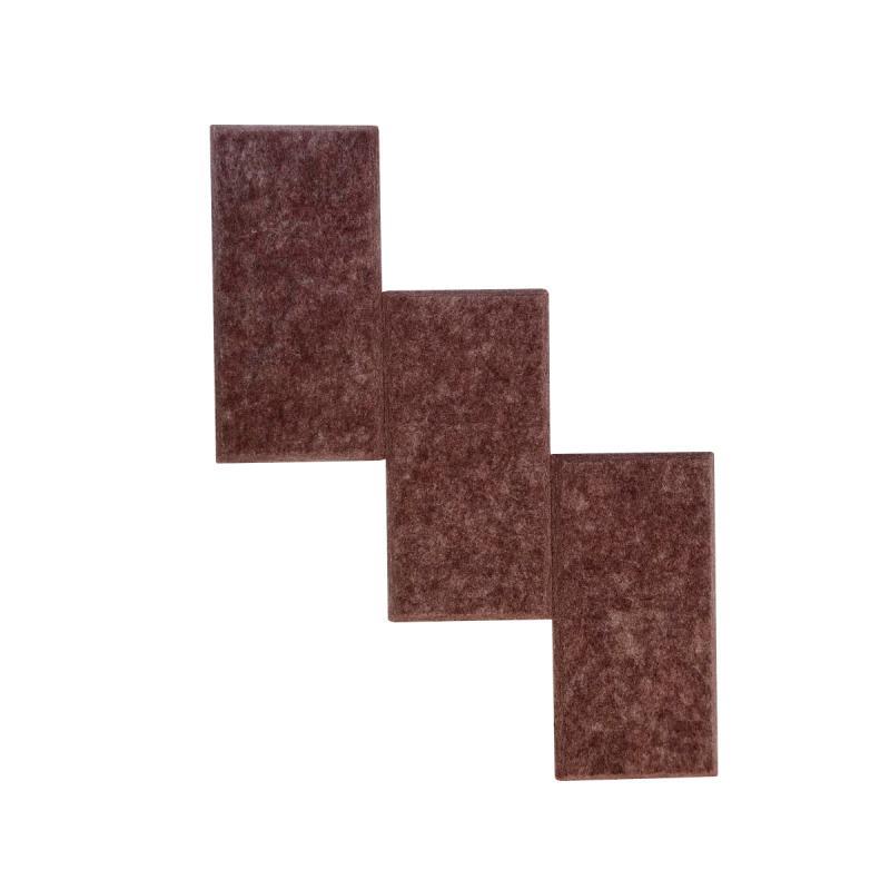Мягкие панели для стен MyMatto - Кирпич винный мраморный фото