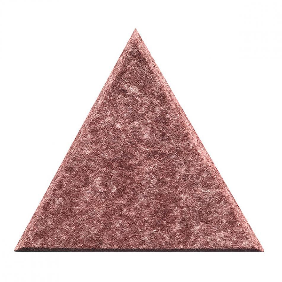 Мягкие панели для стен MyMatto - Треугольник винный мраморный