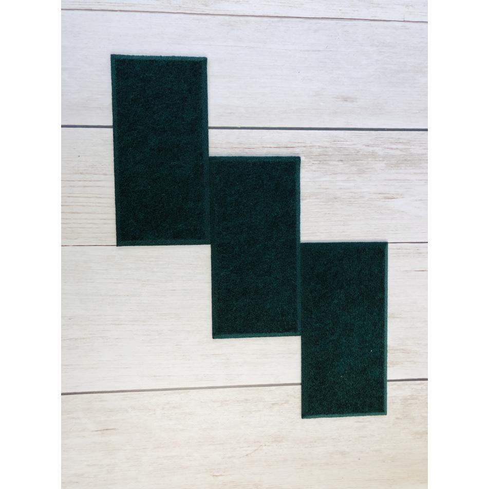 Мягкие, Гипоаллергенные панели на стену MyMatto - Кирпич зеленый
