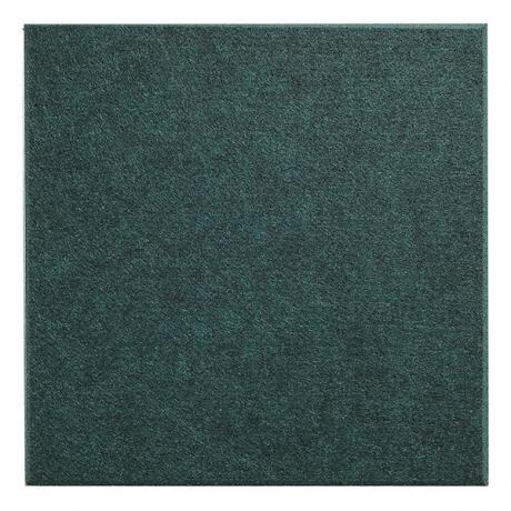 Мягкие, Гипоаллергенные панели на стену MyMatto - Квадрат зеленый
