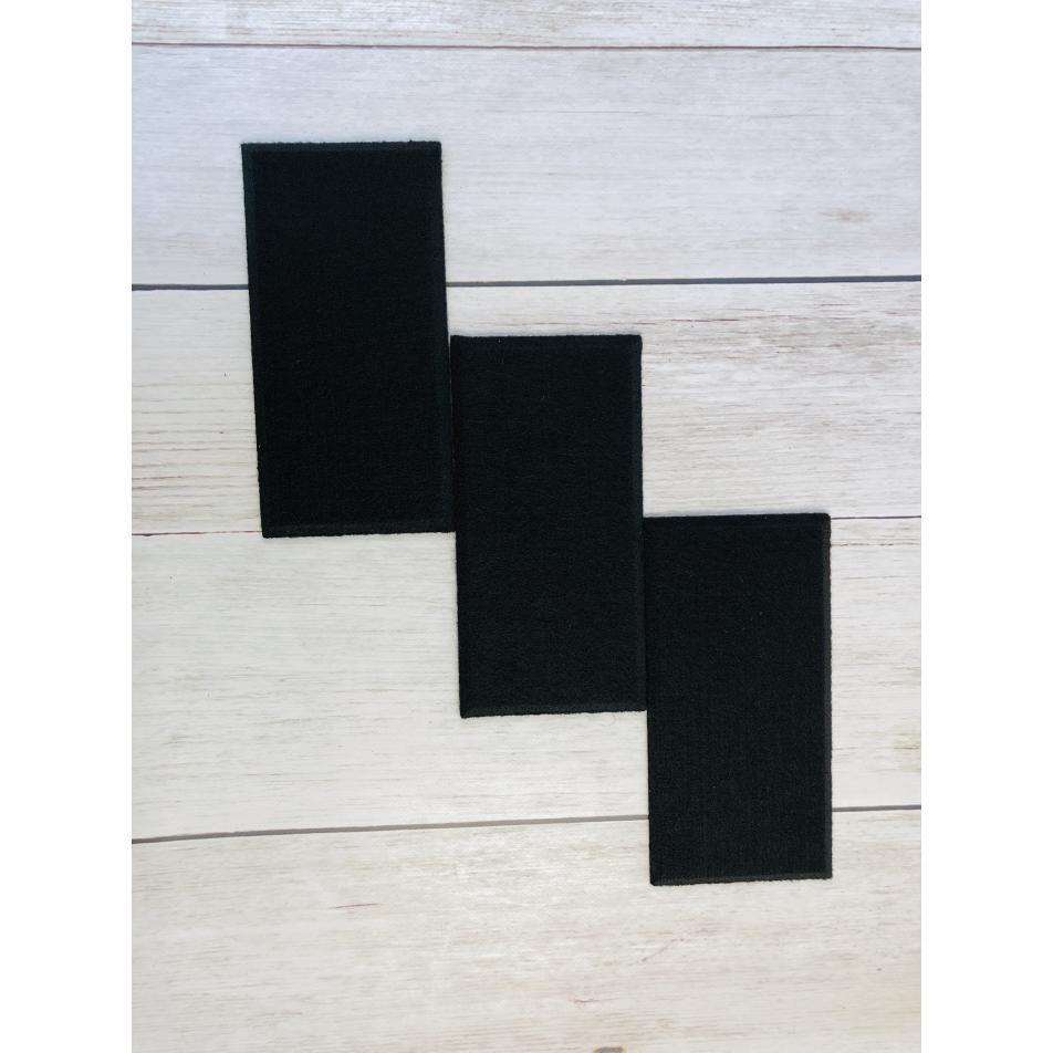 Мягкие, Гипоаллергенные панели на стену MyMatto - Кирпич черный
