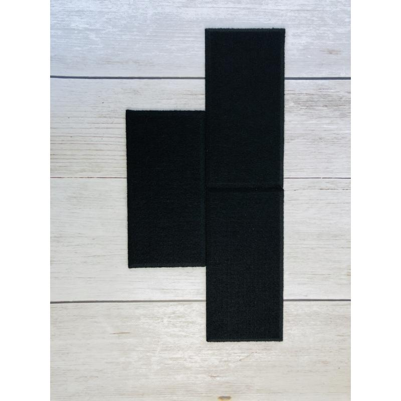 Мягкие, Гипоаллергенные панели на стену MyMatto - Кирпич черный фото