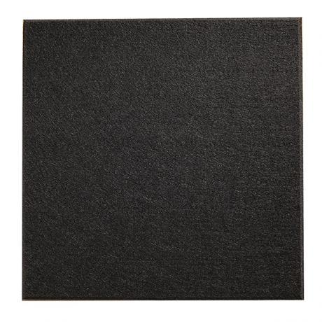 Мягкие, Гипоаллергенные панели на стену MyMatto - Квадрат черный
