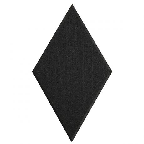 Мягкие, Гипоаллергенные панели на стену MyMatto - Ромб черный