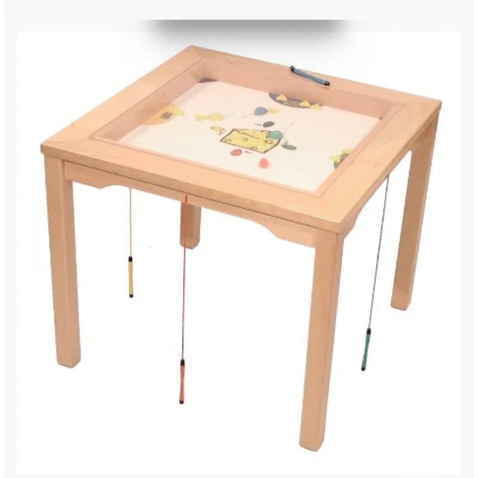 Развивающий стол Мышь