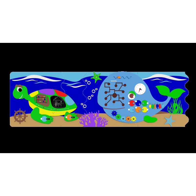 Набор мини 1 «Морские обитатели» фото