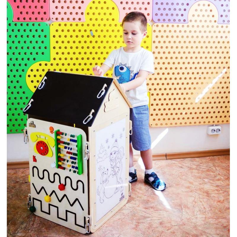 Бизиборд «Супер Домик» фото