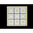 Настенная игра Магнитные Крестики – нолики фотографии
