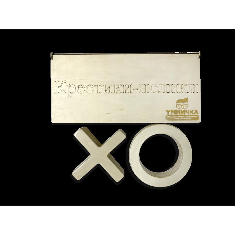 Настенная игра Магнитные Крестики – нолики фото