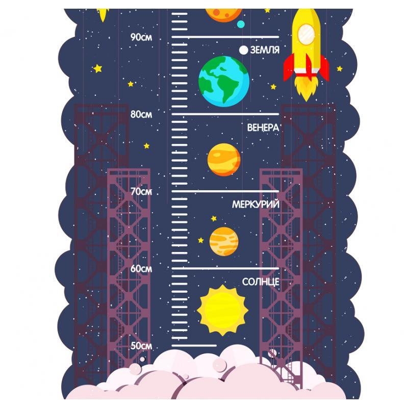Детский ростомер «Космос» фото