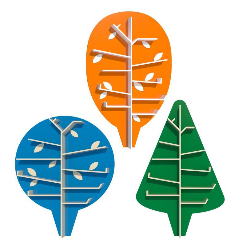 Экополка - «Яблонька», «Елочка», «Дубок»  фото