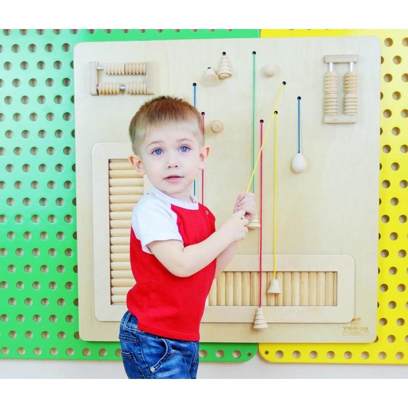 5 панелей монтессори в 1 наборе фото