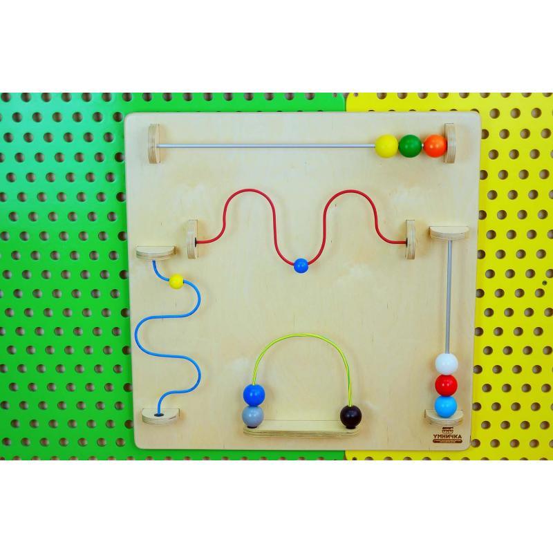 Модуль для развития запястья с движением по проволоке фото