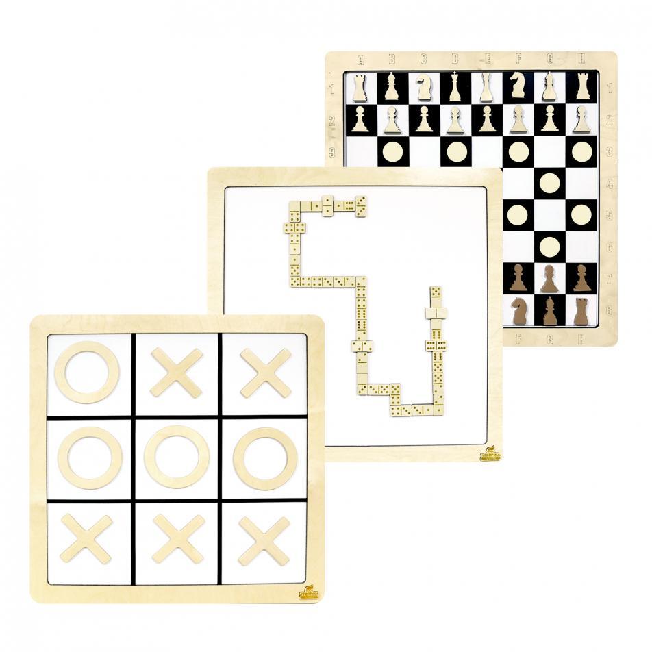 Набор настенных игр «Логика»