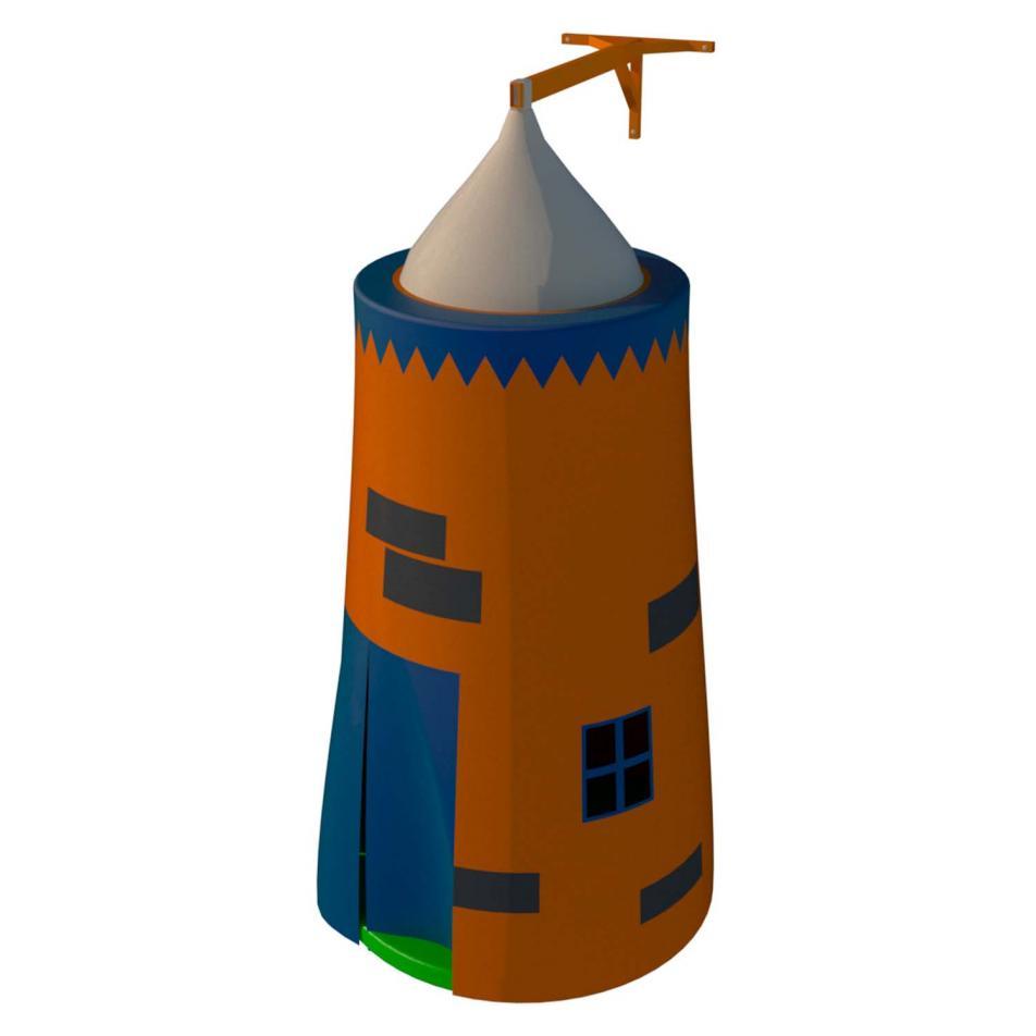 Шатёр «Замок»