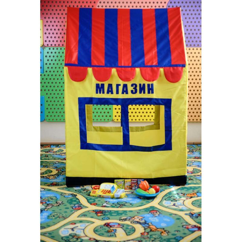 Сюжетно-ролевая игра «Магазин» фото