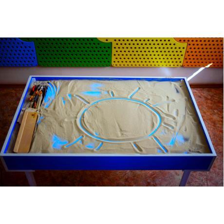 """Световой стол для рисования песком """"ОТЛИЧНЫЙ"""""""