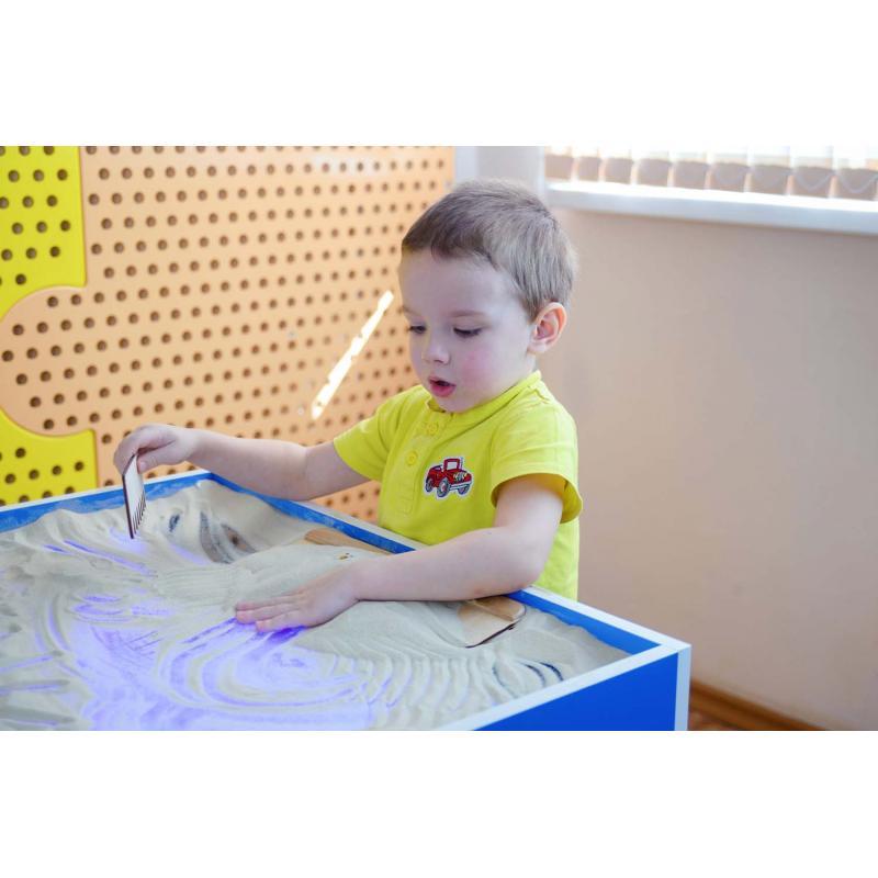 Готовая студия для рисования песком ‹‹Профи›› фото