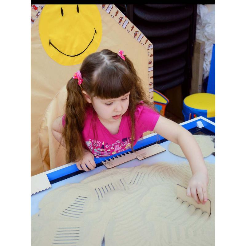 """Световой стол для рисования песком """"ОТЛИЧНЫЙ"""" фото"""